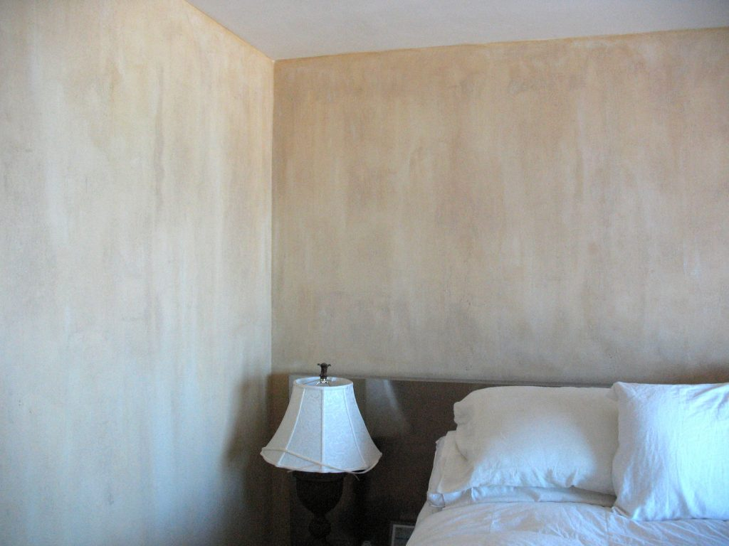 Faux Wall Glaze