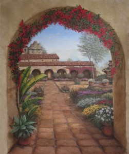 California Mission Murals 2