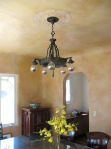 color wash dining room 1